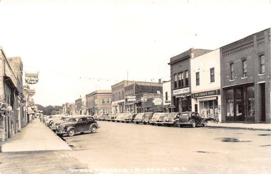 Durand 1940 ebay postcard
