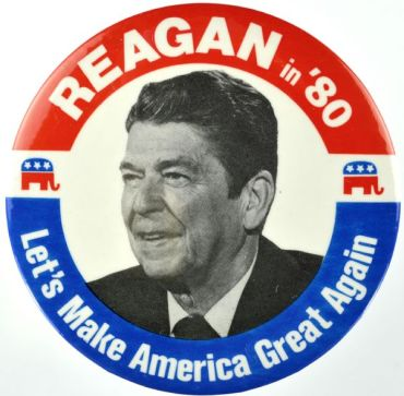 reagan great again