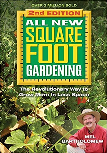 square foot garden book
