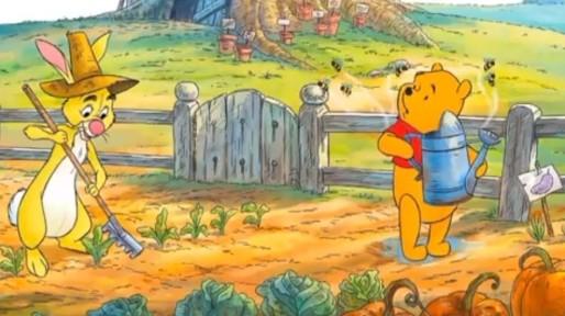 pooh garden (3)